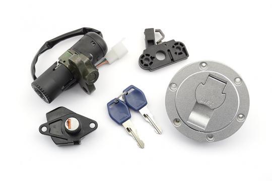 Aprilia RS 125 (Radial Caliper) 09 Contacteur à Clé et Jeu de Serrures