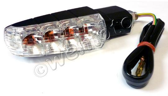 Aprilia RXV 450 09 Indicator Complete Rear Left