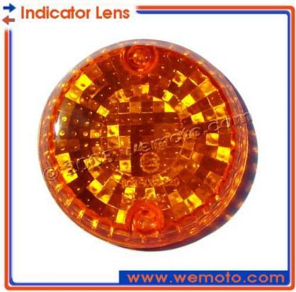 Kawasaki EL 250 D4-D5 Eliminator 93-94 Indicator Lens