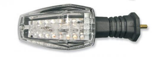 Suzuki GSXR 750 K5 05 Indicator Complete with Clear Lens LED - Rear Left