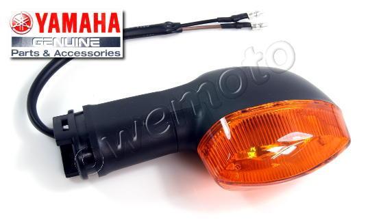 Indicator Complete Front Left - Yamaha YBR OEM
