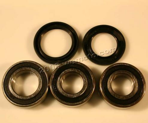 Kawasaki ZZR 1400 ABS (ZX 1400 DBF) 11 Rear Wheel Bearing Kit with Dust Seals