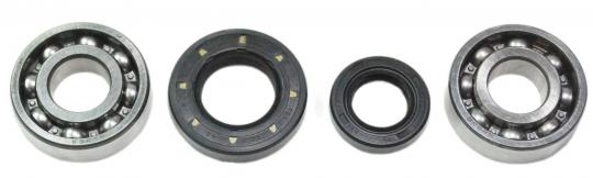 Kawasaki KDX 50 A1/A2/A3 03-05 Crankshaft Seal and Mainbearing Kit