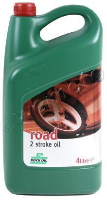 2 Stroke Oil Rock Oil Road 4 Litre