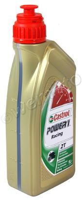 2 Stroke Oil Castrol Power 1 Racing Fully Synthetic 2T 1 litre