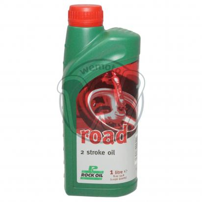 2 Stroke Oil Rock Oil Road 1 Litre