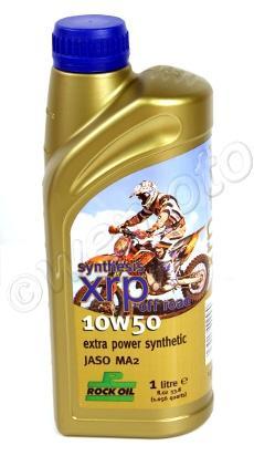 KTM EXC-F 250 Six Days 12 Rock Oil (Anglie) 4T plně syntetický olej - 1L