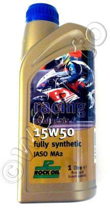 Harley Davidson FLSTF/FLSTFi 1584 Fat Boy 06 Rock Oil (Anglie) 4T plně syntetický olej - 1L