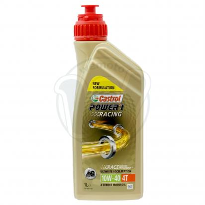 Castrol POWER 1 Racing Fully Synthetic 4T 10w40 1 litre