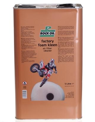 Foam Air Filter Cleaner Rock Oil 5l