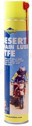 Daelim Roadwin 125 04-09 Chain Lube - Putoline Desert PTFE 750 ml
