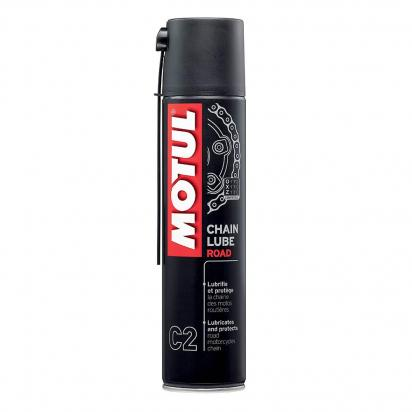 Aprilia Shiver 750 GT 10 Chain Lube - Motul Road 400ml