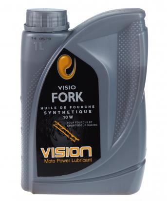 Fork Oil 10W Vision 1 Litre Synthetic
