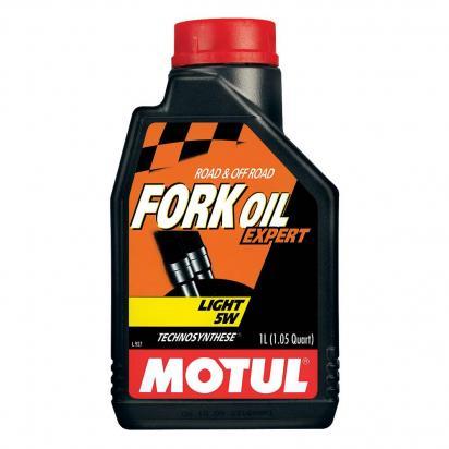 Motul Fork Oil Expert 5W Light - 1 Litre