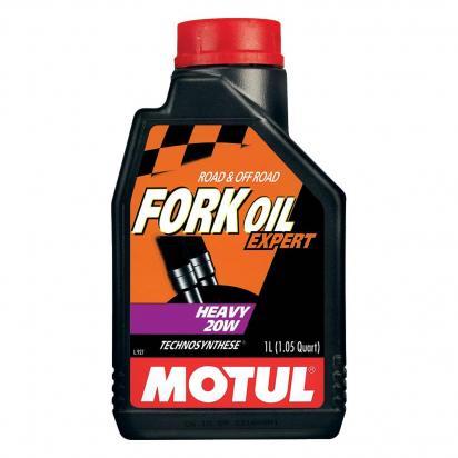 Motul Fork Oil Expert 20W Heavy - 1 Litre