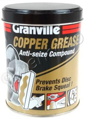 Copper grease 500 gram Tin