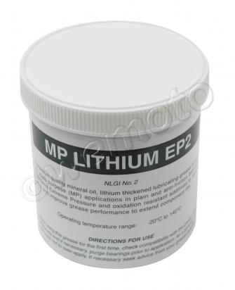 Grease EP2 Lithium Grease Rock Oil - 500g - MP LITHIUM EP2