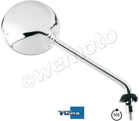 Piaggio vespa gts 250 ie/abs 05-09 mirror right hand