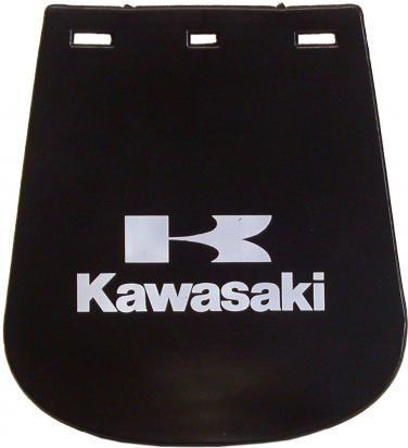 Mudflap Small Kawasaki 120mm x 165mm