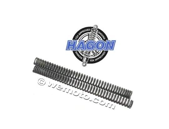 BMW K 100 RS    (Non ABS - 8 valve) 83-88 Fork Springs Progressive - Hagon - Pair