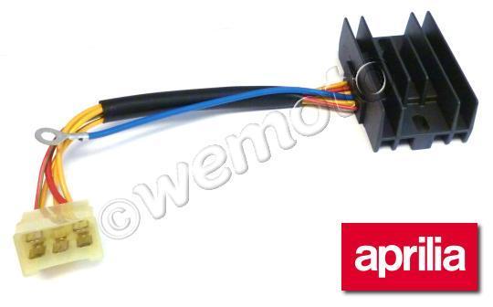 Aprilia Classic 125 00-01 Regulator Rectifier - OEM