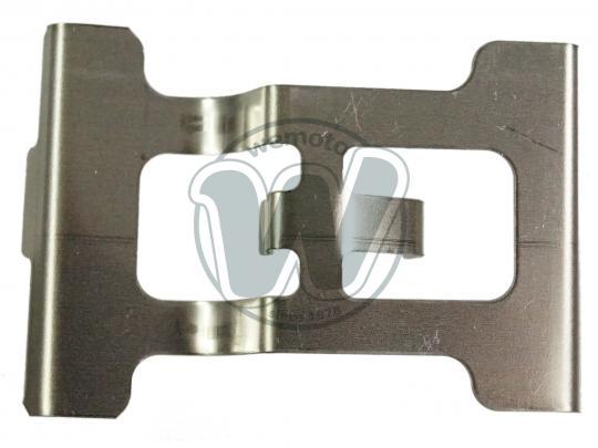 Honda CB 500 T 96 Muelle Retención Pastillas de Freno Delanteras
