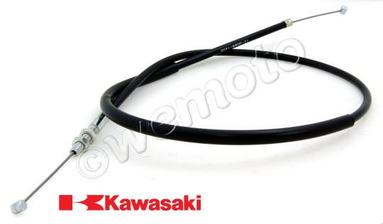 Kawasaki GPZ 500 S (EX 500 E5-E8) 98-01 Throttle Cable B (Push) Genuine Manufacturer Part (OEM)