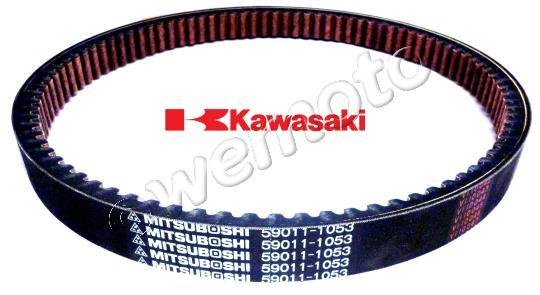 Kawasaki KAF 540 C1 (Mule 2010) 89-92 Drive Belt Mitsuboshi