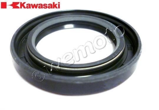 Kawasaki Z 400 FII (ZX 400 C4 Spanish Market) 91 Wheel - Rear - Oil Seal - Left