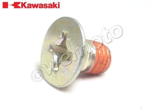 Kawasaki KX 500 D1 88 Mounting Bolt - Rear Disc - OEM