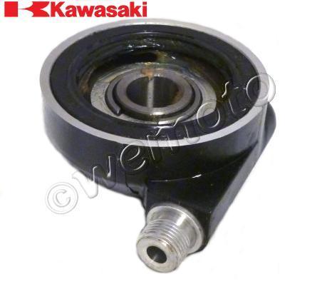 Kawasaki KLR 600 B1-B5 ( KL600 ) 85-90 Редуктор спідометра — блок шестерен