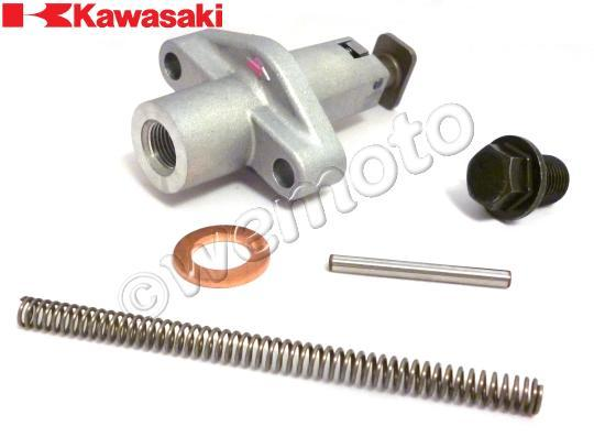 Kawasaki ZZR 600 (ZX 600 E2) 94 Cam (Timing) Chain Tensioner Assembly