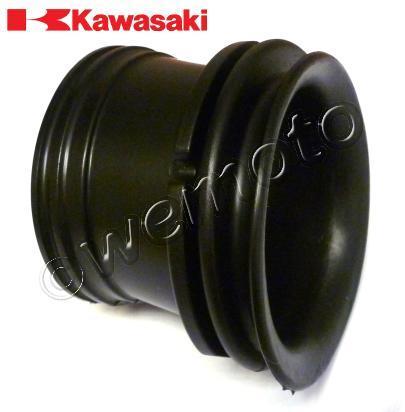 Kawasaki Z1000 (KZ1000) P6-P9 Police (US Market) 87-90 Air Box Rubber Connectors