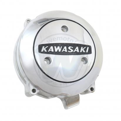 Kawasaki Z 650 (KZ 650 B1) 76-77 Alternator - Generator Cover