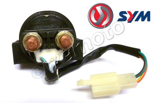 Sym XS 125 K 14 Relé startéru (solenoid)