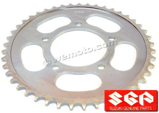 Suzuki SV 650 K8 08 Sprocket Rear - Genuine Manufacturer