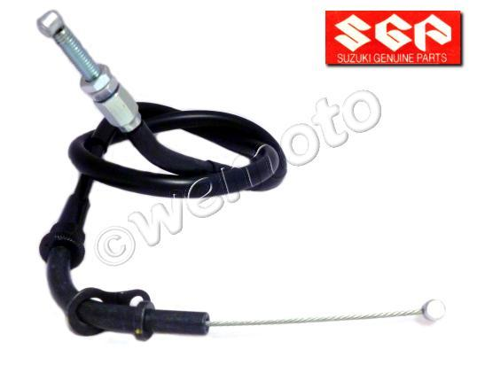 Suzuki TL 1000 SK1 01-02 Throttle Cable A (Pull) Genuine Manufacturer Part (OEM)