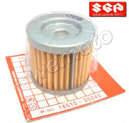 Suzuki EN 125 (Spoke Wheels) 04-06 Oil Filter OEM Manufacturers Part