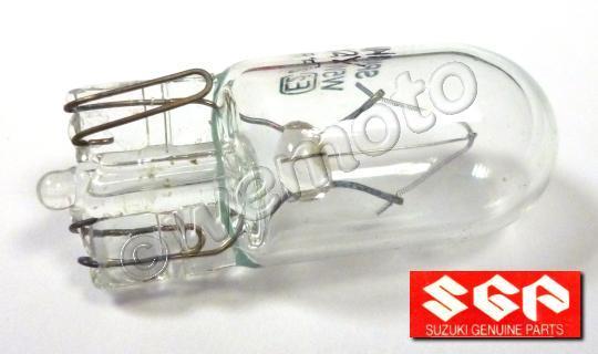 Suzuki GSX-S 1000 FAL6 ABS 16 Bulb Number Plate Light