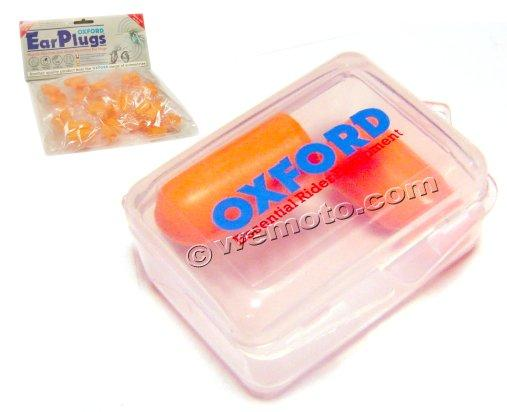 Ear Plugs by Oxford  Pack of 30 + 1 Pocket Case