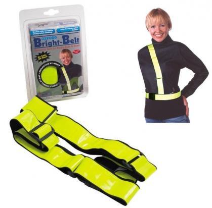 Hi Vis Belt Medium by Oxford - Be Safe, Be Seen!