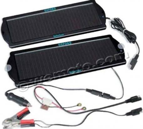 Oxford Solariser Essential Solar Battery Charger Optimiser
