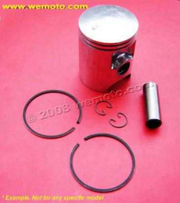 Suzuki TU 250 GY/GBK1 Grass Tracker - Big Boy (NJ47A-117/123) 00-01 Piston Kit 0.00 Standard