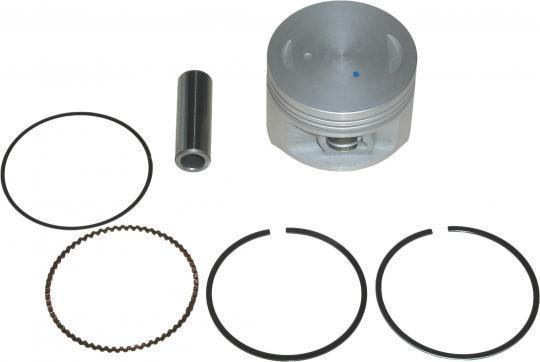 Suzuki EN 125 (Spoke Wheels) 04-06 Piston Kit 1.00 Oversize