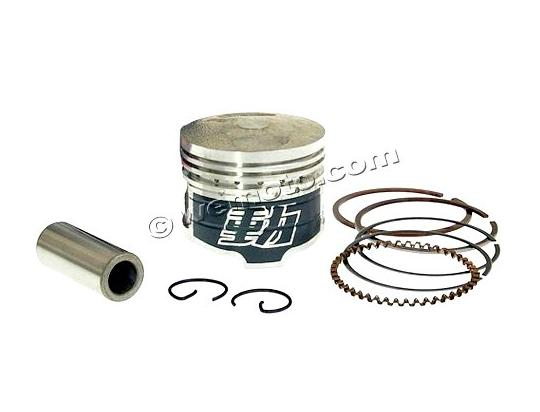 Chinese Motorcycle Engine 139QMB GY6 (50cc 4T Scooter) 05-11 Piston Kit 0.00 Standard