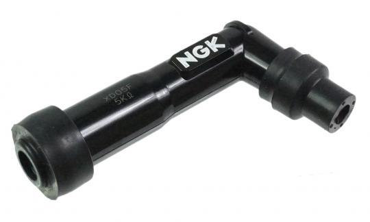 Honda CB 750 KZ 79-82 Spark Plug Cap NGK 102 degree Black
