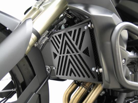 Radiator Cover Triumph Tiger 800/800XC