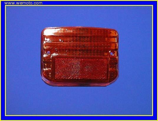 Honda H 100 SD 83-85 Taillight Lens