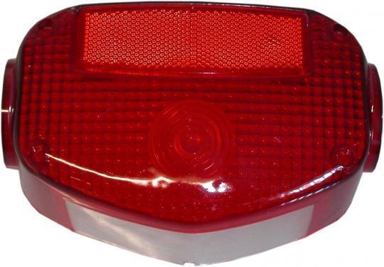 Suzuki GS 550 LX (Custom) (UK Model) 81-82 Taillight Lens