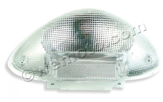 Suzuki UX 50 WX/WY Zillion 99-02 Taillight White/Clear Lens Unit